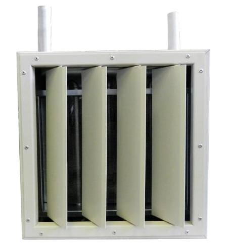 NVGT grijači zraka (kaloriferi) na toplu vodu ili paru